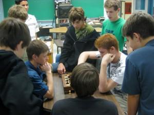 Churchbridge Chess (Fall 2008)